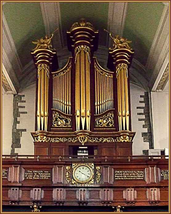 Byfield Organ, Rotherhithe
