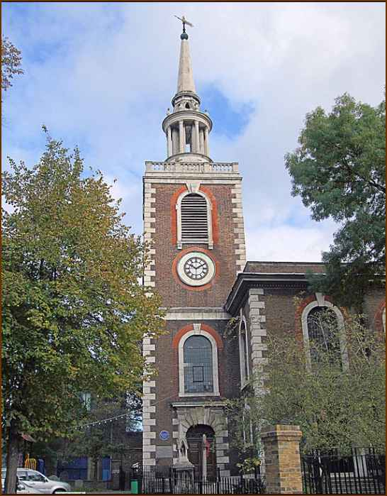 St. Mary Rotherhithe